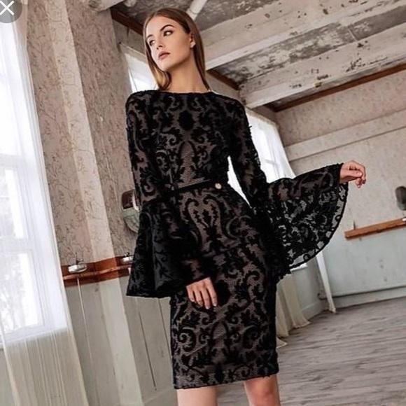 Bronx and Banco Dresses & Skirts - New! Violetta Midi Dress